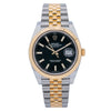 Rolex Datejust 126333 41MM Black Dial With Two Tone Jubilee Bracelet
