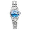 Rolex Datwejust 6916 26MM Blue Diamond Dial With Stainless Steel Bracelet