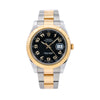Rolex Datejust II 116333 Black Dial 41MM With Two Tone Oyster Bracelet