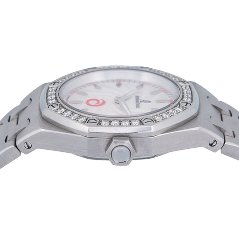Audemars Piguet Royal Oak 67611ST 33MM White Dial With Stainless Steel Bracelet