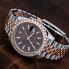 Rolex Datejust II 126331 41MM Brown Dial With Two Tone Jubilee Bracelet