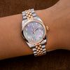 Rolex Datejust 178241 31MM FACTORY Mother of Pearl Dial With Two Tone Jubilee Bracelet