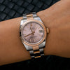 Rolex Lady-Datejust 178271 31MM Pink Dial With Two Tone Oyster Bracelet