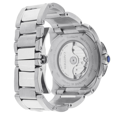 Cartier Calibre 42MM Stainless Steel W7100016