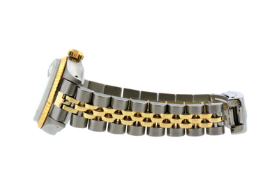 Rolex Datejust 26mm Yellow Gold and Stainless Steel Bracelet Spindle Dial