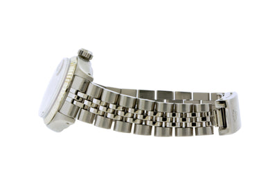 Rolex Datejust 26mm Stainless Steel Bracelet Rust Dial