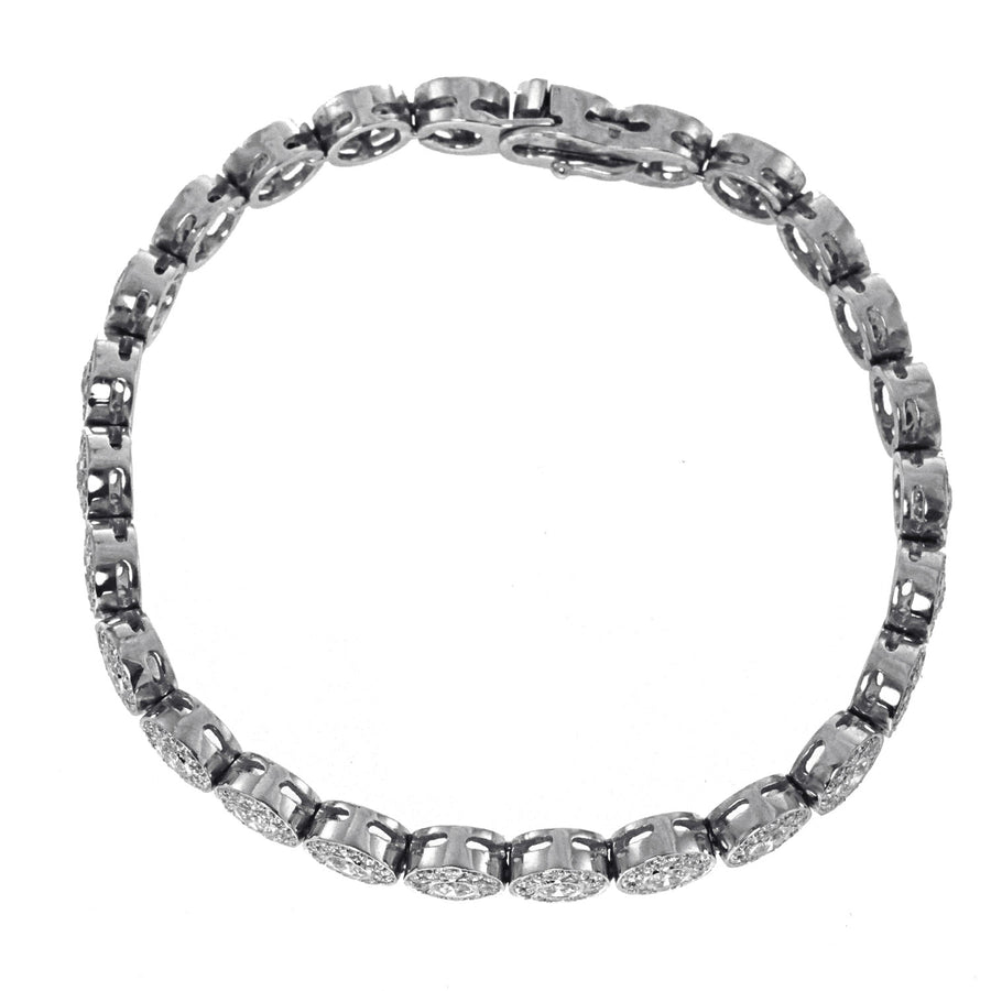 Ladies Diamond Tennus Bracelet