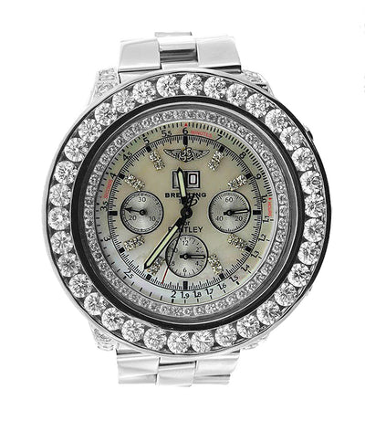 Breitling Bentley Motors with Diamonds