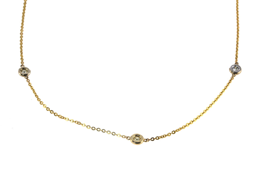 Ladies Diamond by The Yard Chain