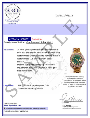 Rolex Datejust 36mm Yellow Gold and Stainless Steel Bracelet Purple Dial w/ Diamond Bezel