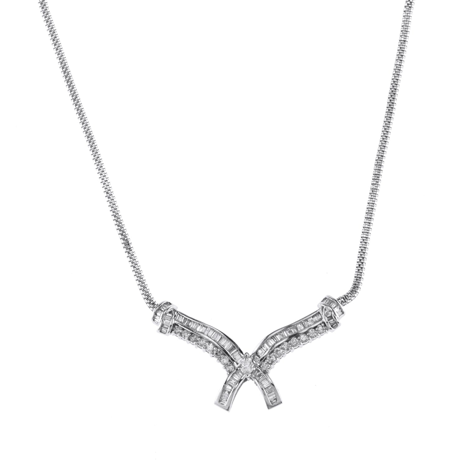 Ladies Diamond Chain
