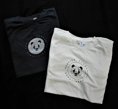 Black & White Cofffee Tees