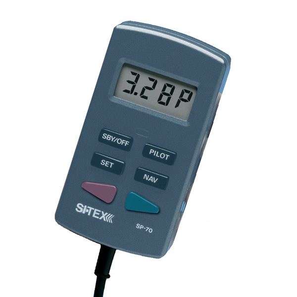 SI-TEX SP-70-3 Autopilot with Pump & Rotary Feedback [SP-70-3]