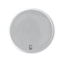 "Poly-Planar 5.25"" Platinum Round Marine Speaker - (Pair) White [MA6500]"