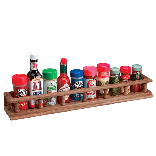 Whitecap Teak Large Spice Rack [62438]