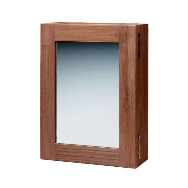 Whitecap Teak Medicine Chest w-Mirror [62354]