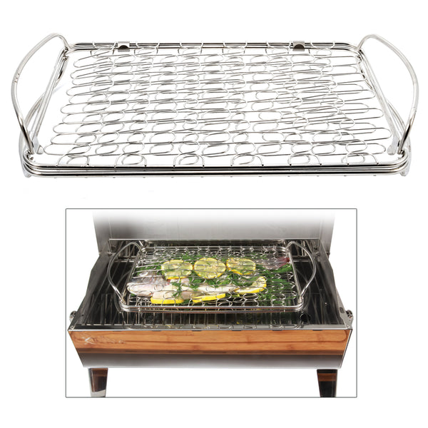 Kuuma Fish Basket - Stainless Steel [58387]