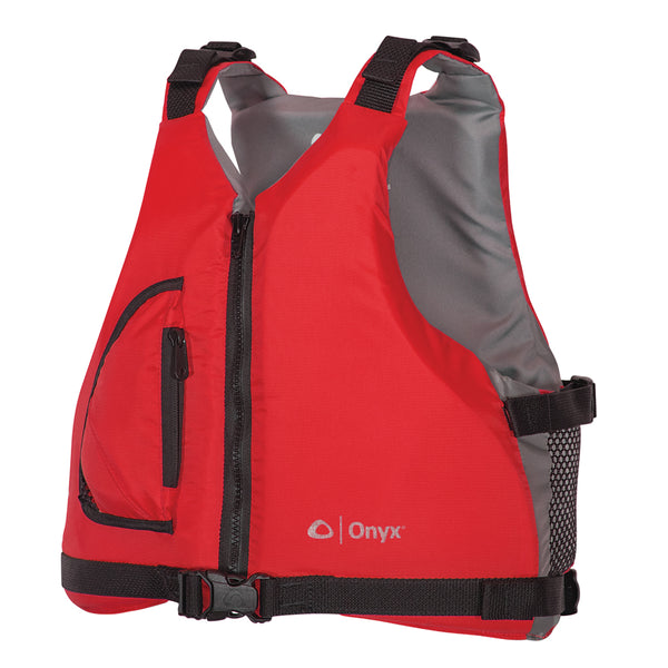 Onyx Youth Universal Paddle Vest - Red [121900-100-002-17]