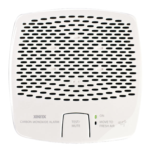 Xintex Carbon Monoxide Alarm - 12-24VDC Power w-Interconnect - White [CMD5-MDI-R]