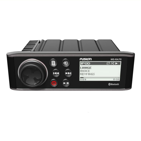 FUSION MS-RA70 2-Zone AM-FM w-Bluetooth [010-01516-01]