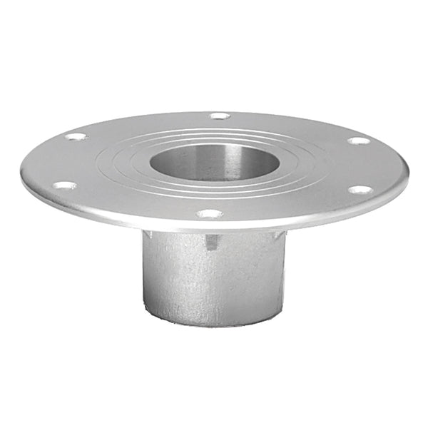"TACO Table Support - Flush Mount - Fits 2-3-8"" Pedestals [Z10-4085BLY60MM]"