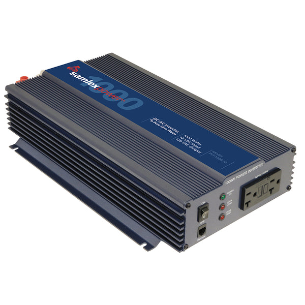 Samlex 1000W Pure Sine Wave Inverter - 12V [PST-1000-12]