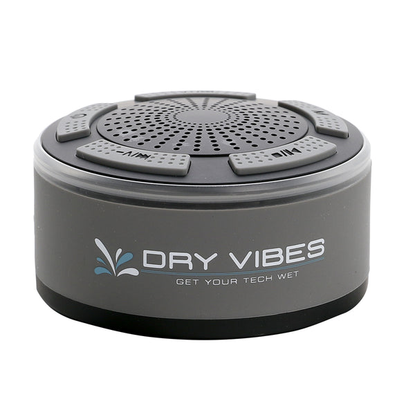 DryCASE DryVibes 2.0 Floating Waterproof Bluetooth Speaker [DV-20]