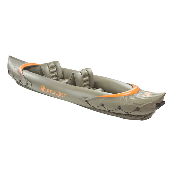 Sevylor Tahiti Inflatable Fishing Kayak - 2-Person [2000014132]