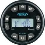 "JENSEN 3"" JMS3RTL Bluetooth AM-FM-WB-USB Waterproof Stereo - Black [JMS3RTL]"