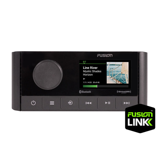 FUSION MS-RA210 Stereo w-AM-FM, Bluetooth, SiriusXM, USB  2-Zones [010-02250-00]