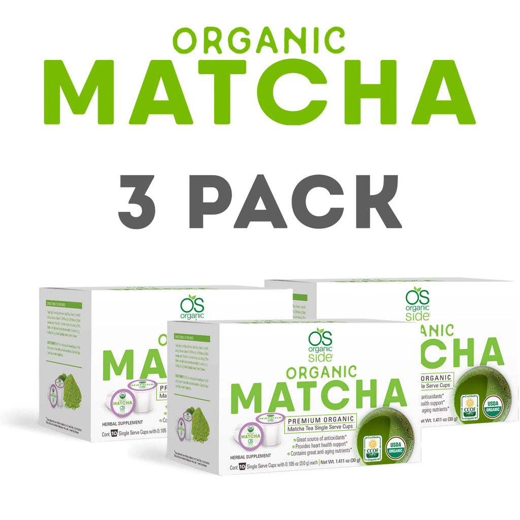 Matcha Single Serve Cups (3 Pack)