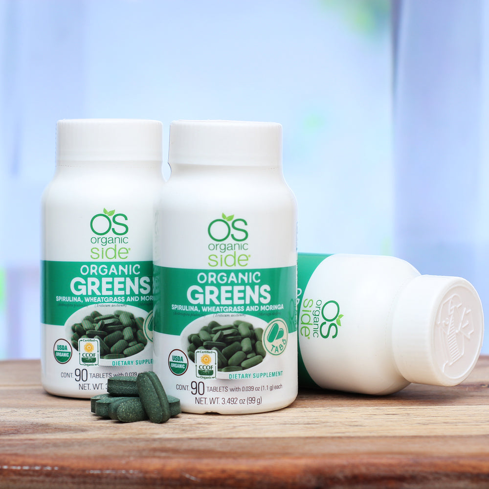 Greens Tablets (3 Pack)
