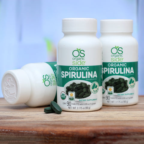Spirulina Tablets (3 Pack)