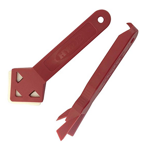 2 piece Caulking Tool & Removal Tool