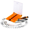 Toolbox - 52 in 1 Precise Screwdriver Set