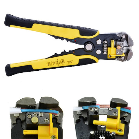 Self-Adjusting Automatic Wire Cutter, 3 in 1 Multi-Tool