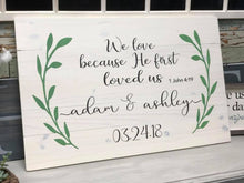 Wedding Sign Package (Crystal River)