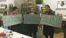 02/24/2019 (2pm) 3D Sign Workshop (Ocala)