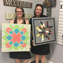 8/17/2018 6:30pm Barn Quilt Workshop (Gainesville)