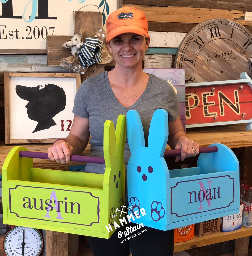 04/11/2019 (6:30pm) Last Chance Spring/Easter Workshop (Ocala)