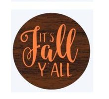 8/16/2018 (6:30pm) It's Fall Ya'll Workshop (Crystal River)