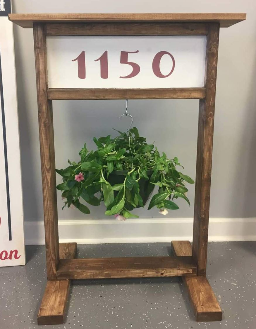 03 01 2019 6 30pm Hanging Plant Stand Or Porch Post Workshop