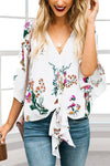 Drool Worthy Kimono Sleeve Top - Orange