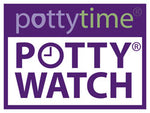 potty time potty watch logo