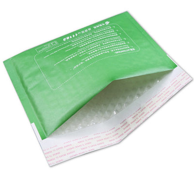 Custom Kraft Bubble Mailers Logo Printed Self Seal Padded Envelopes