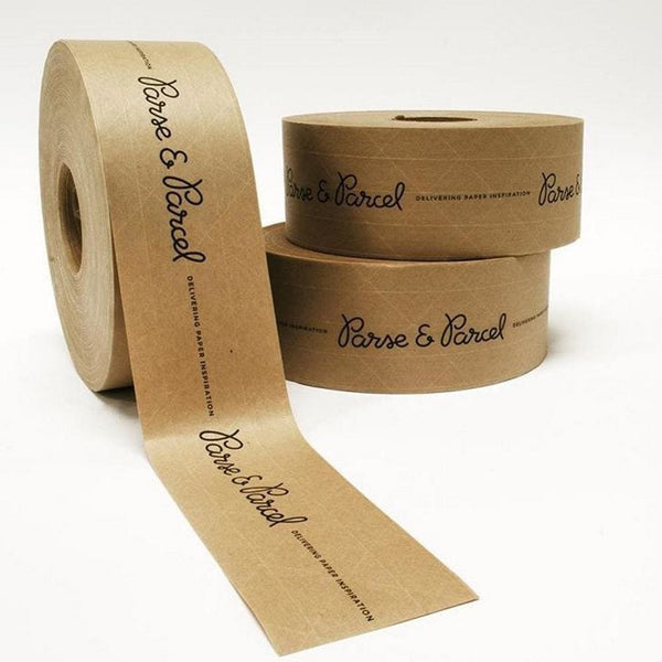 Custom Printed Kraft Paper Packing Tape - Packing Tape