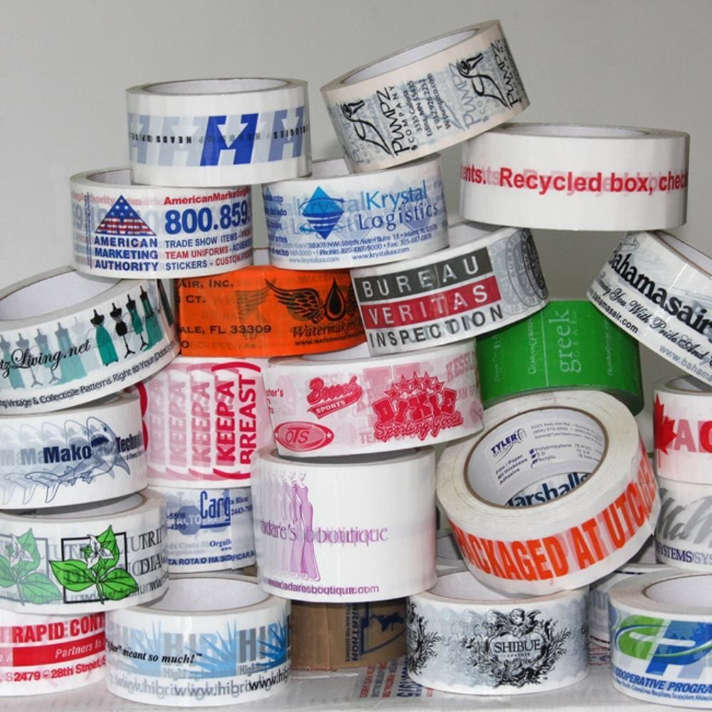 Custom Printed Pvc Packing Tape - Packing Tape