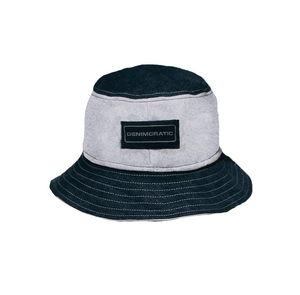 THE DENIM BUCKET HAT