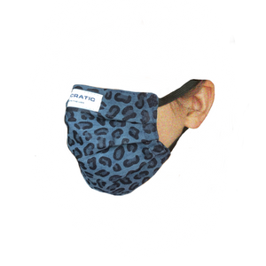 Cheetah Face Mask