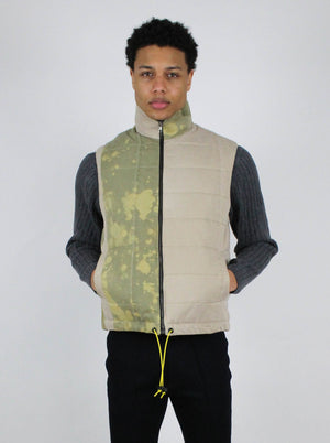 "The ""Splatter"" Khaki/Cargo Vest"